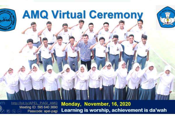 AMQ Virtual Ceremony