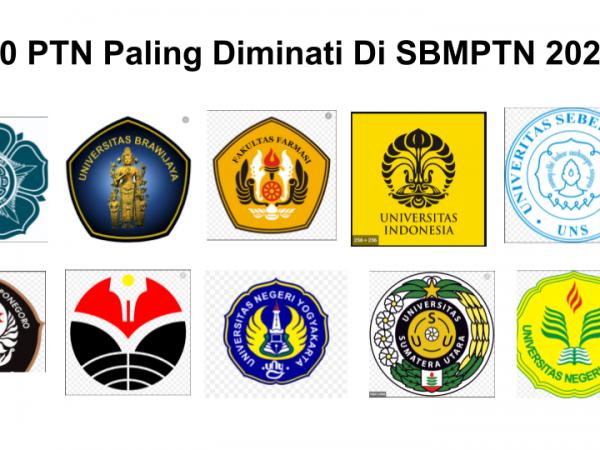 10 Universitas Paling Diminati Di SBMPTN 2020